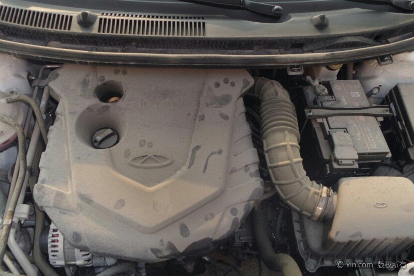 奇瑞艾瑞泽3发动机