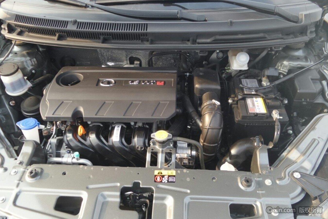 长城长城C30发动机