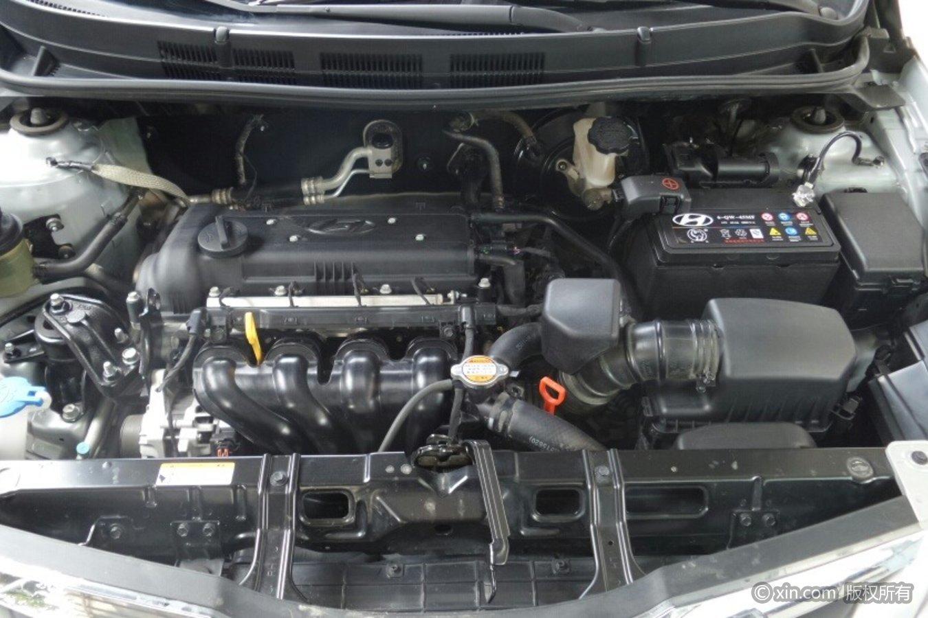 现代瑞纳发动机