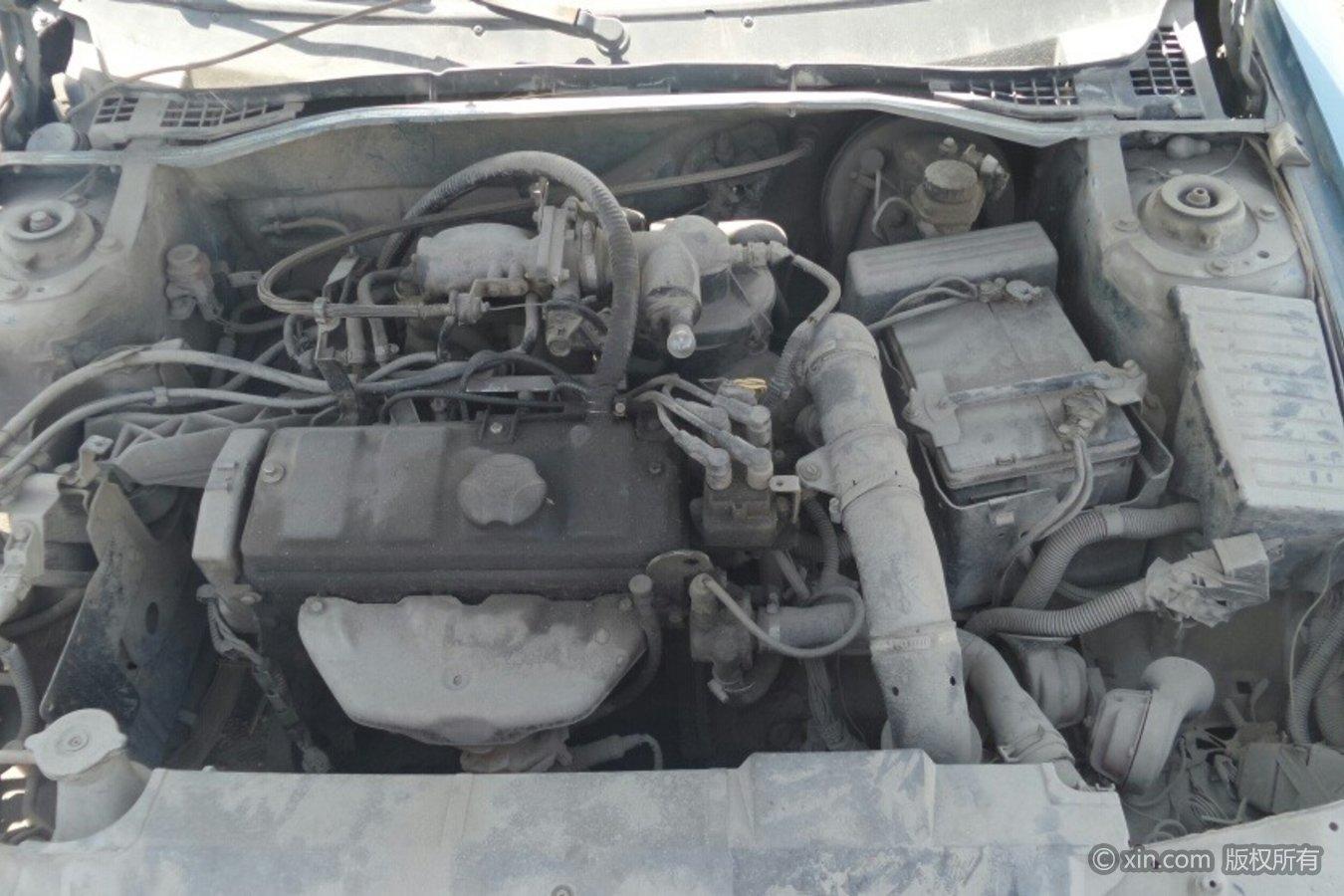 雪铁龙富康发动机