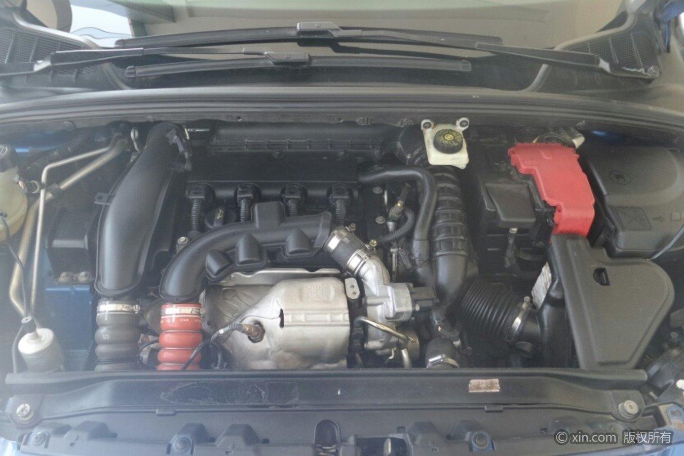 标致308发动机