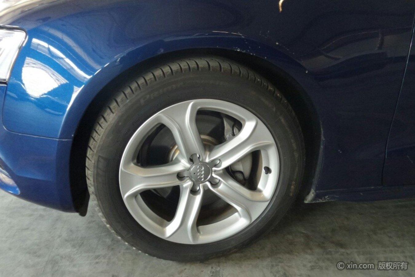 奥迪A5(进口)轮毂