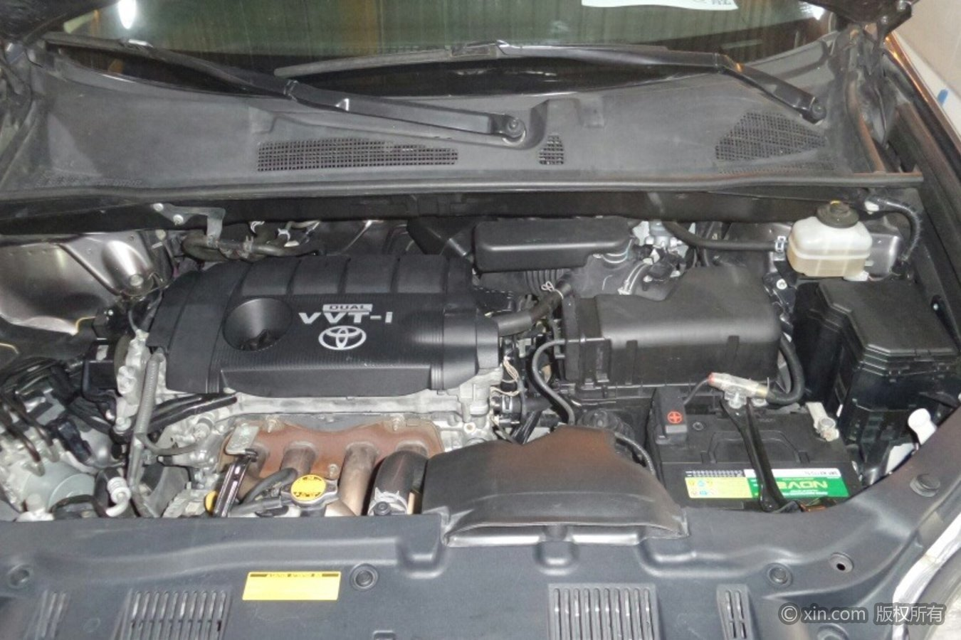 丰田汉兰达发动机