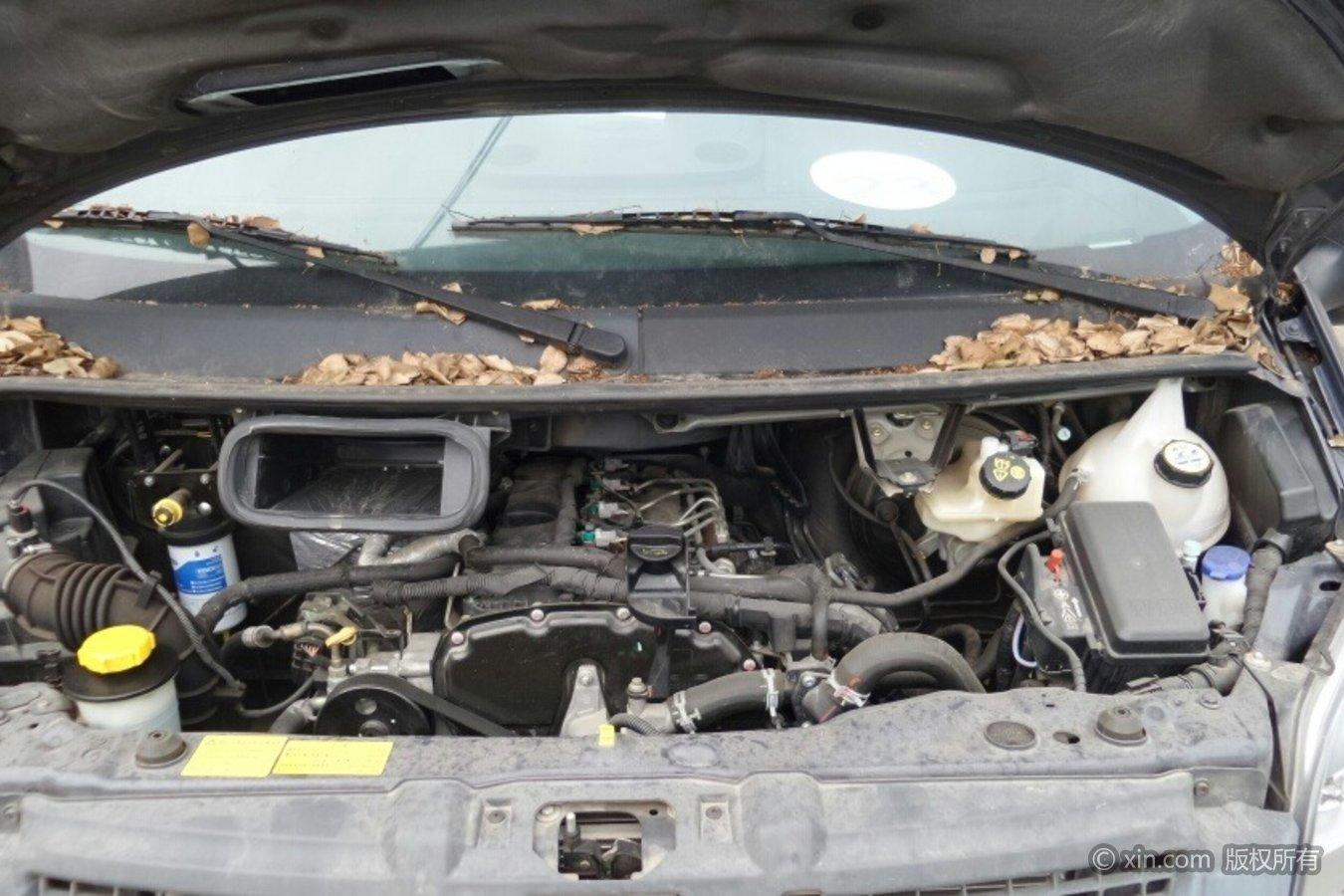 福特全顺发动机
