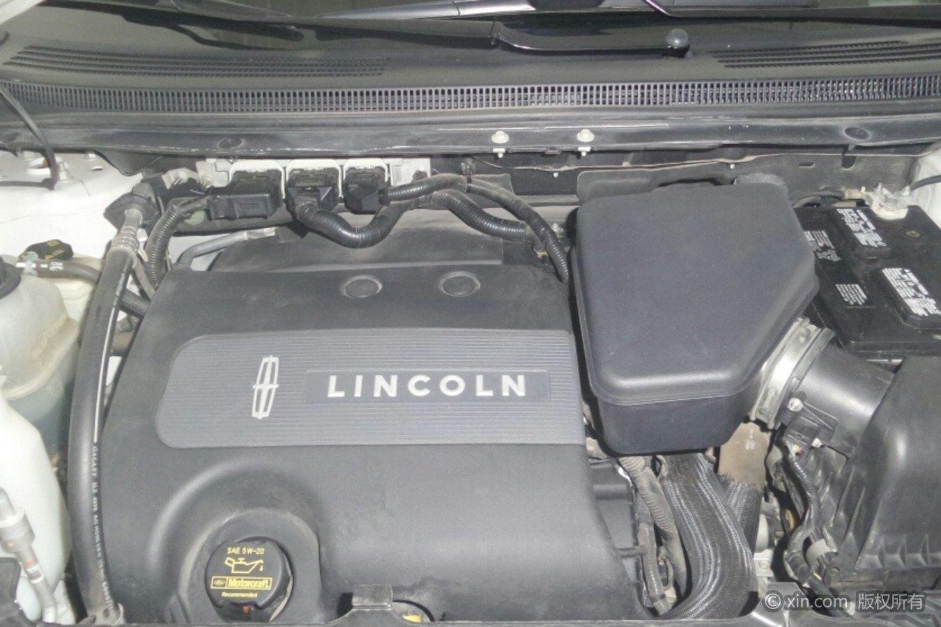 林肯MKX发动机