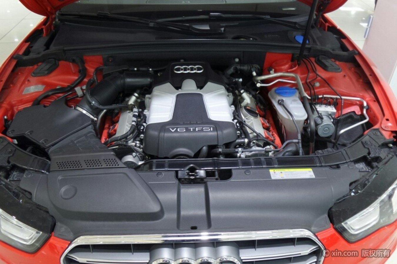 奥迪S5(进口)发动机