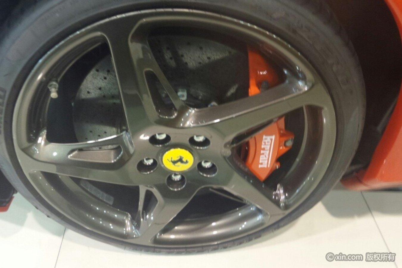 法拉利458轮毂