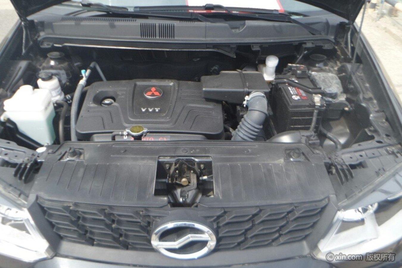 中兴C3发动机
