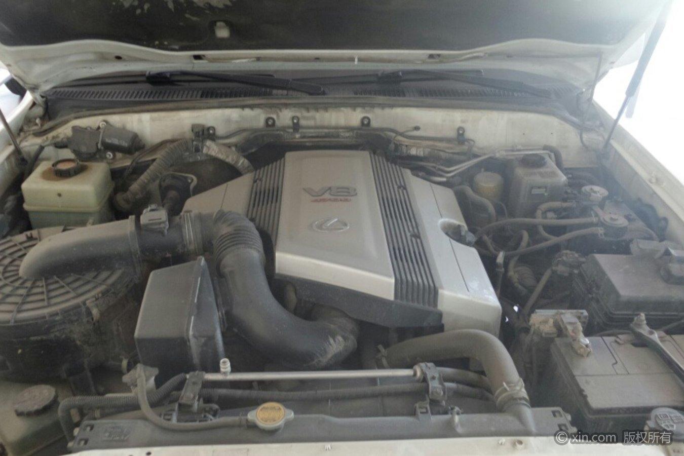 雷克萨斯LX发动机