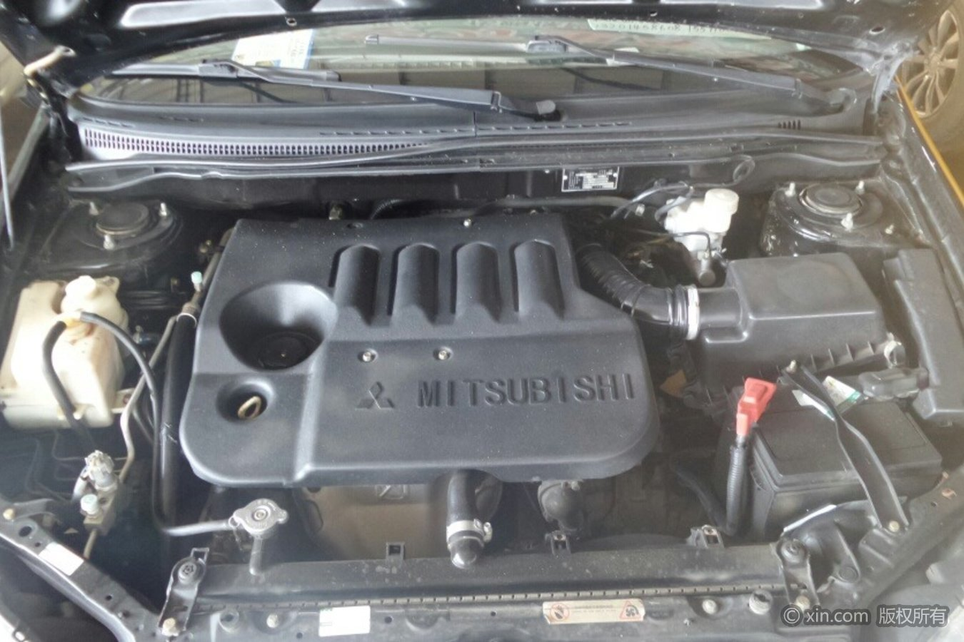 比亚迪F3发动机