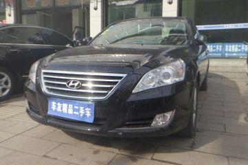 现代 领翔 2009款 2.0L 自动 DLX尊贵型(国Ⅳ)