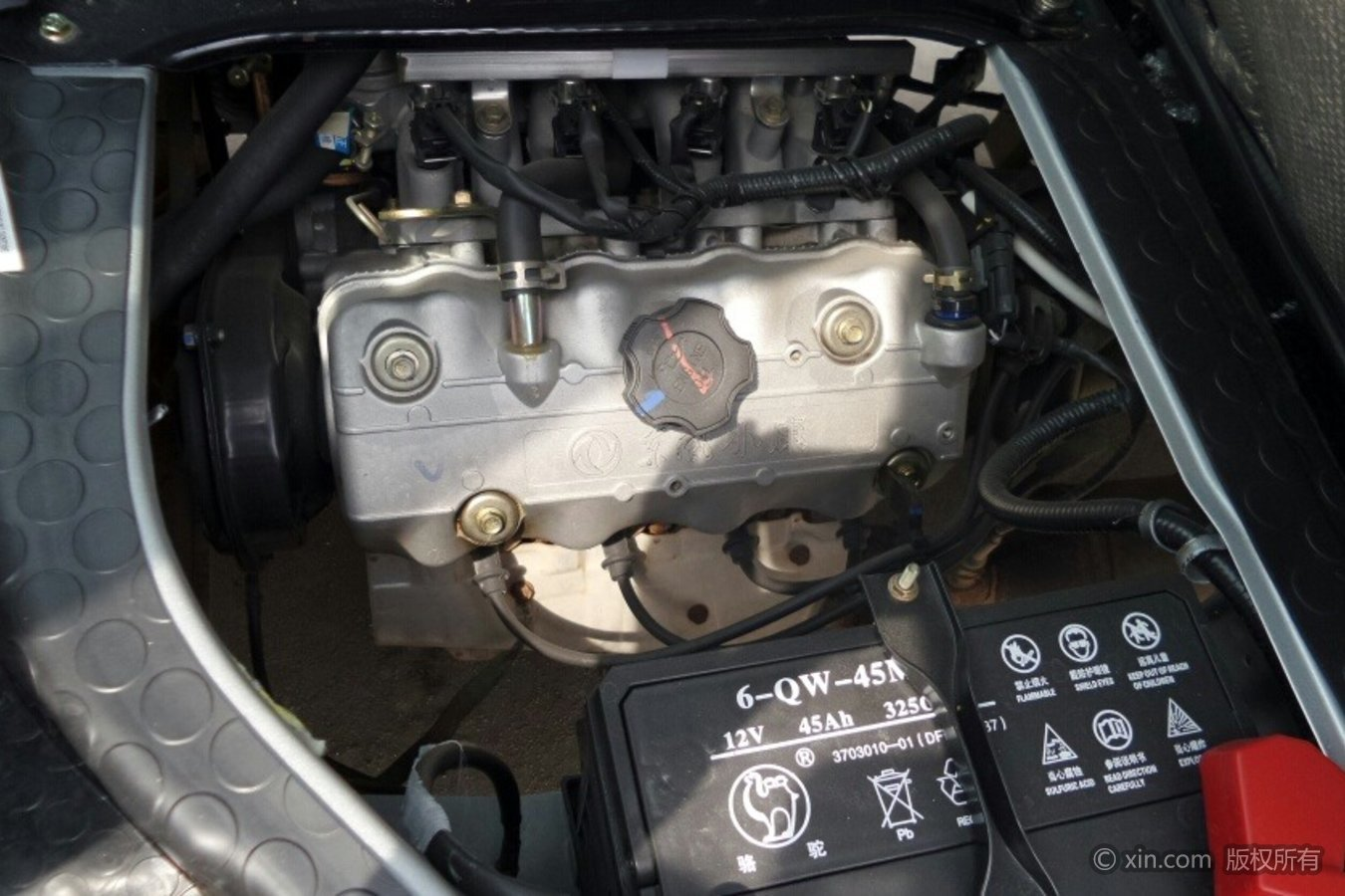 东风小康小康V07S发动机