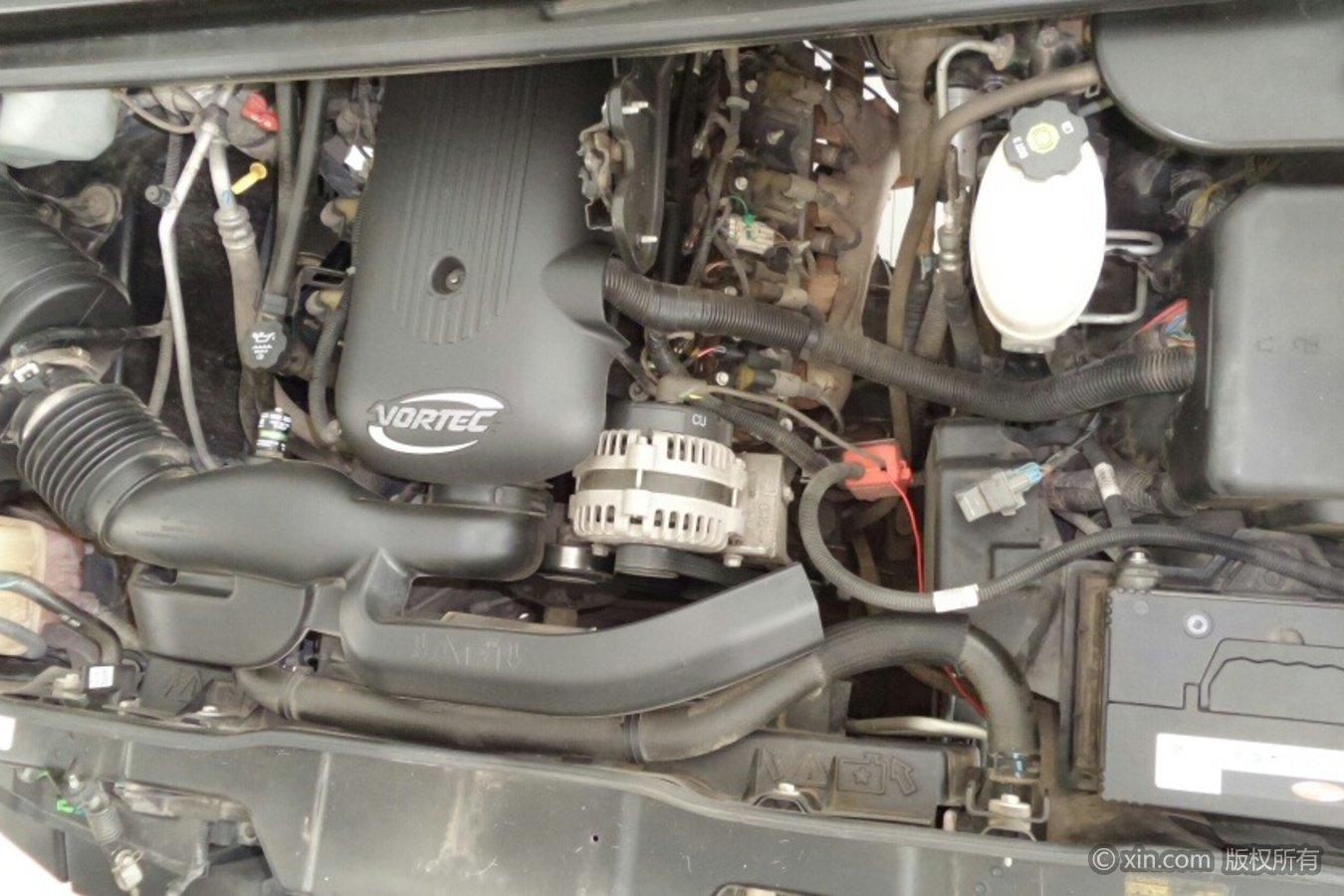 悍马H2发动机
