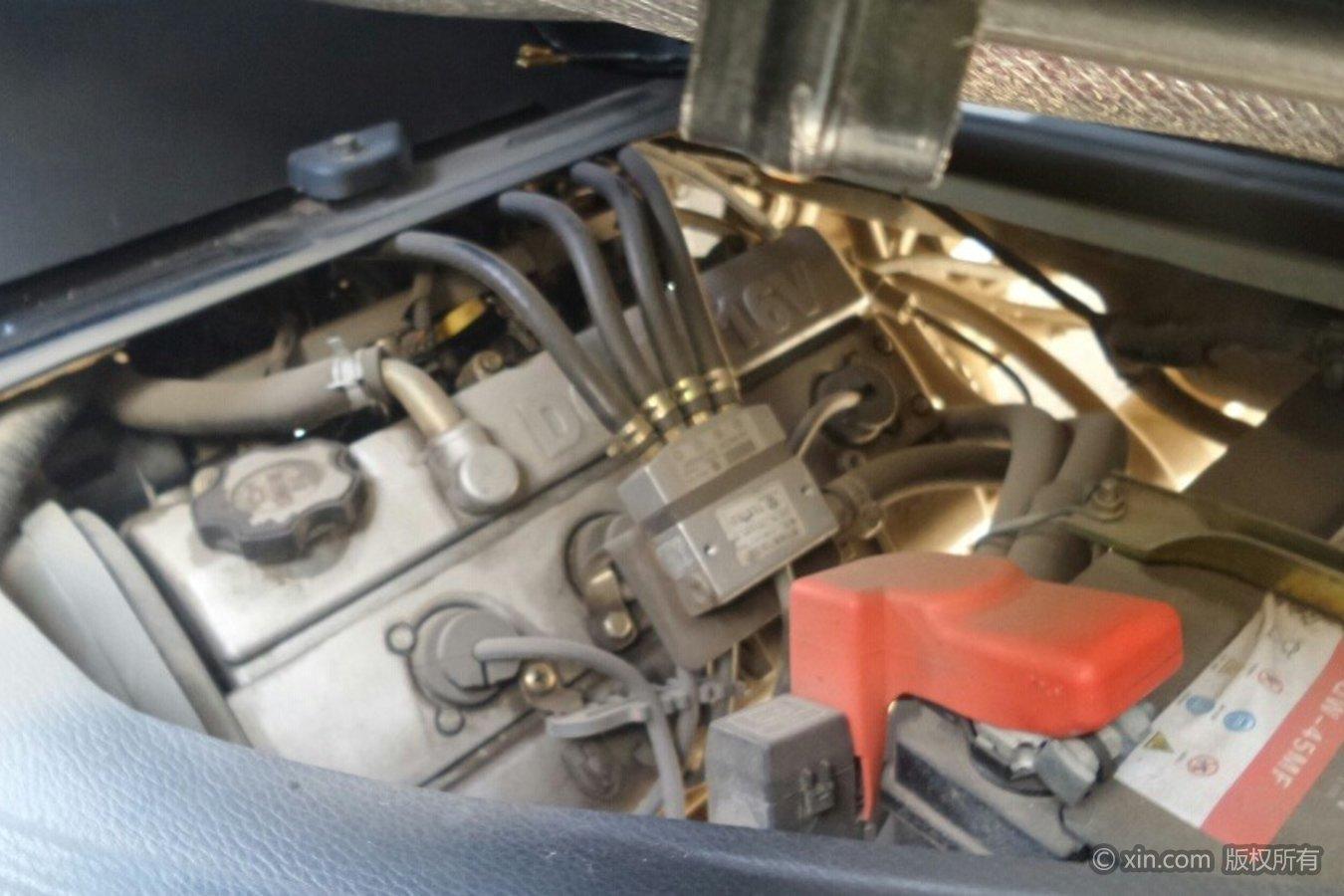 金杯小海狮X30发动机