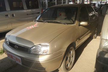 福特 嘉年华三厢 2004款 1.6L 手动 基本型(国Ⅱ)