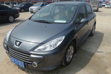 标致 307两厢 2010款 1.6L 自动 舒适版(国Ⅳ)