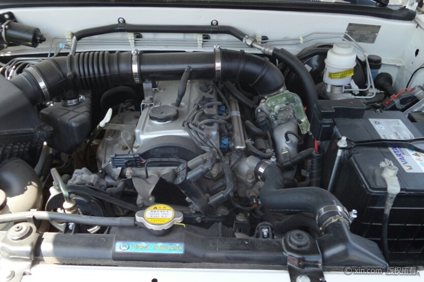 哈弗哈弗H5发动机