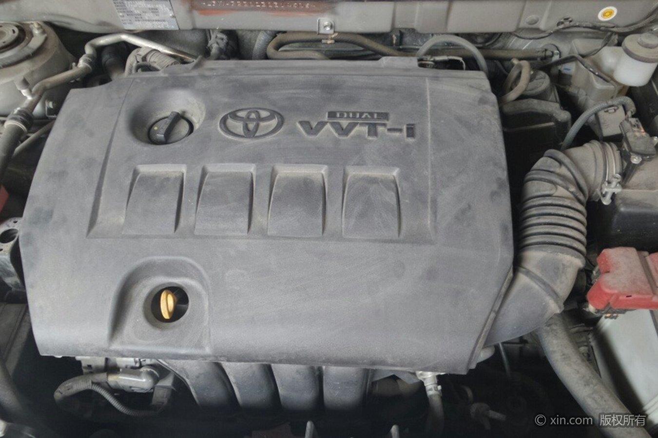 丰田花冠发动机
