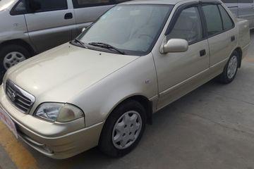 铃木 羚羊 2003款 CDJ 1.3L 手动 舒适型(国Ⅱ)
