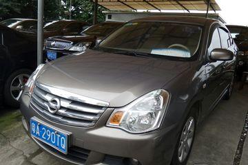 日产 轩逸 2009款 1.6L 手动 XE舒适版(国Ⅳ)