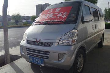 五菱 荣光 2012款 1.2L 手动 8座舒适型(国Ⅳ)