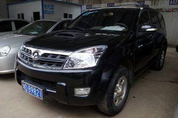 长城 哈弗H3 2008款 2.5T 手动 柴油 豪华型 四驱(国Ⅲ)