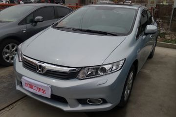 本田 思域三厢 2012款 1.8L 自动 VTEC-CNG