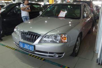 现代 伊兰特三厢 2005款 1.6 GLS 手动 豪华型