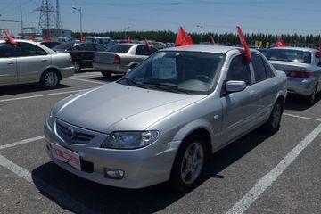 海马 福美来三厢 2005款 1.6 手动 GL标准型