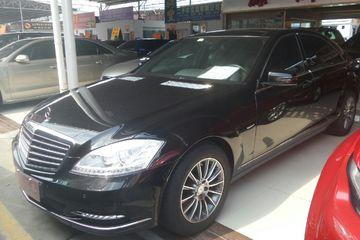 奔驰 S级 2012款 3.0 自动 S300商务简配型加长版
