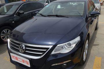 大众 CC 2011款 1.8T 自动 豪华型车DSG双离合