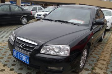 现代 伊兰特三厢 2007款 1.6 GL 手动 舒适型