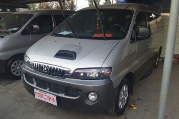 江淮 瑞风 2008款 2.8 手动 穿梭简配型8座柴油