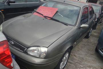 福特 嘉年华三厢 2003款 1.6 自动 豪华型