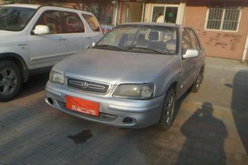 天津一汽 夏利A 2010款 1.0 手动 三缸三厢无空调