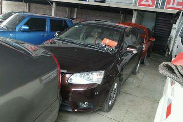 帝豪 EC7两厢 2012款 1.5 手动 舒适型