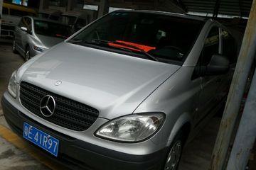 奔驰 威霆 2010款 2.5 自动 商务版汽油
