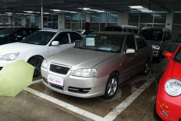 奇瑞 旗云 2006款 1.6 手动 F豪华型