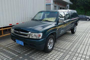 长城 金迪尔 2008款 2.8T 手动 豪华型柴油小双排后驱