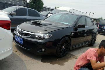 斯巴鲁 翼豹三厢 2011款 2.5T 手动 WRX STi