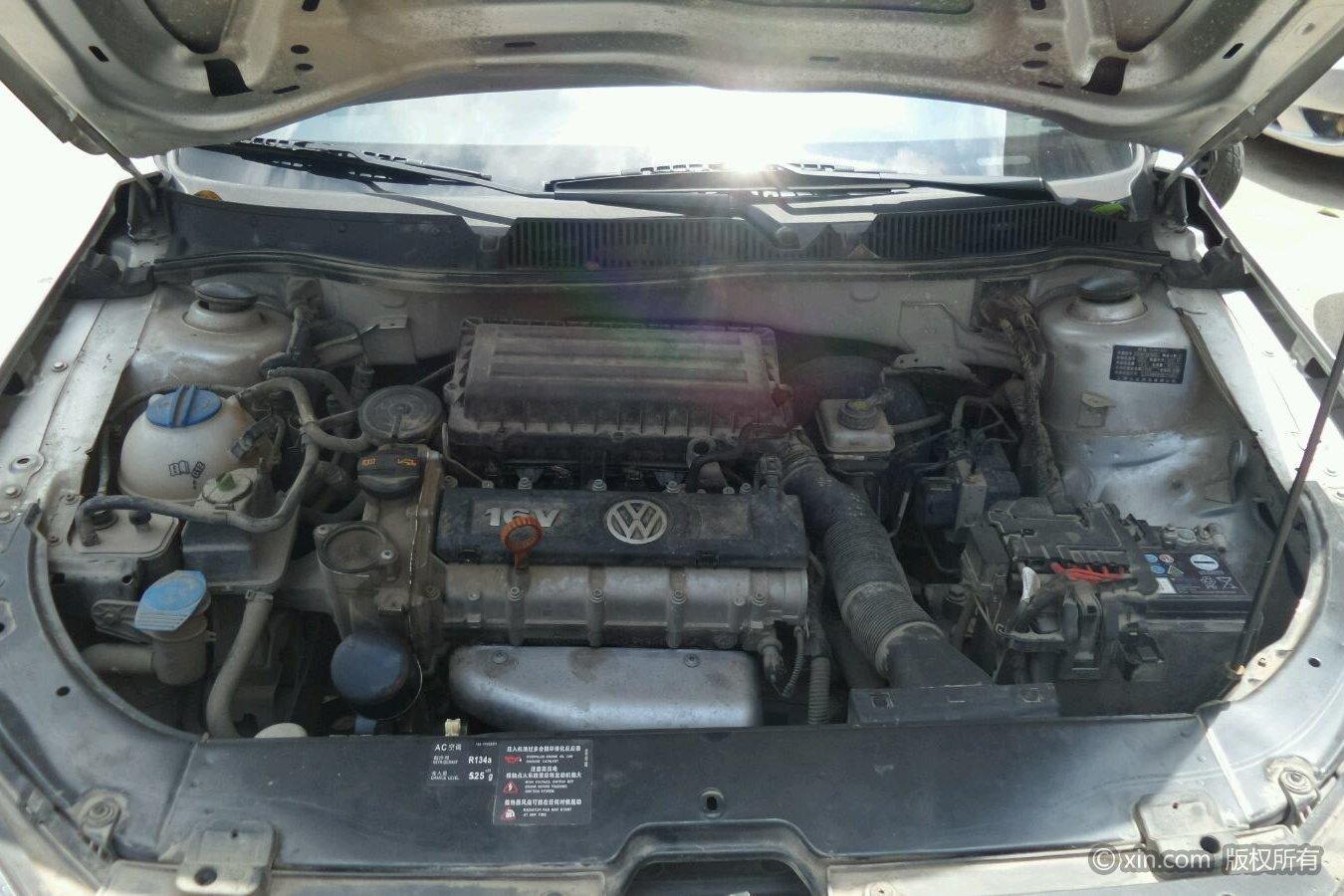 大众 朗逸 2011款 1.6 手动 品悠版cpj发动机