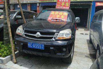 长丰 猎豹CS6 2010款 2.4 手动 后驱舒适型汽油