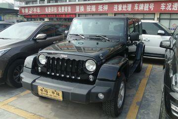 Jeep 牧马人 2014款 3.0 自动 四门版Sahara