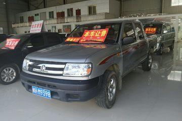 东风 皮卡 2012款 2.8T 手动 P66 DA13K豪华型柴油四驱