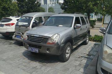 黄海 挑战者 2006款 3.2T 手动 后驱柴油