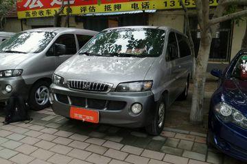 江淮 瑞风 2007款 2.0 手动 I豪华型6-8座