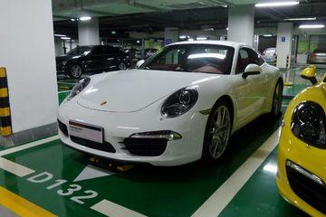 保时捷 911 2012款 3.4 自动 Carrera
