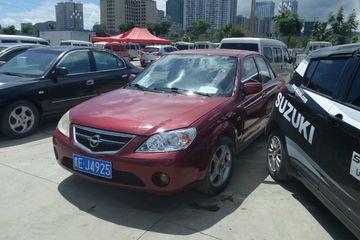 海马 福美来三厢 2007款 1.6 手动 GLX舒适型