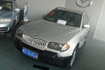 宝马 X3 2004款 3.0 自动 四驱