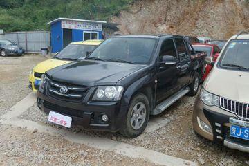 江铃 骐铃 2013款 2.4T 手动 标准轴4D25后驱 柴油